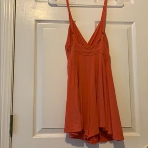 Urban Outfitters Dresses - Urban Outfitters Kimchi Blue Wrap Romper